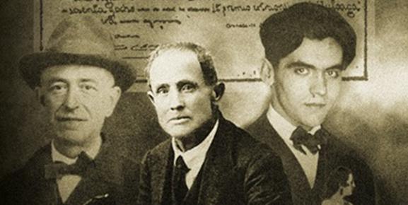 Manuel de Falla, Tenazas de Morón y Federico García Lorca. Concurso Flamenco de 1922 en Granada